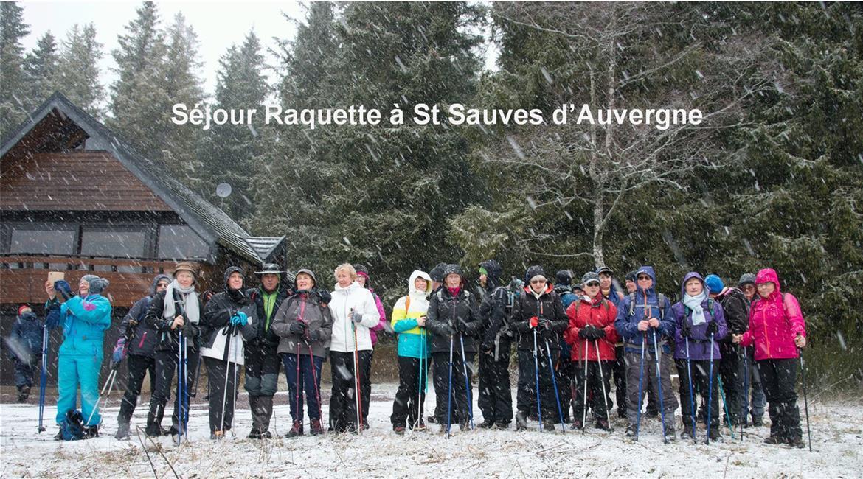 Séjour Raquettes