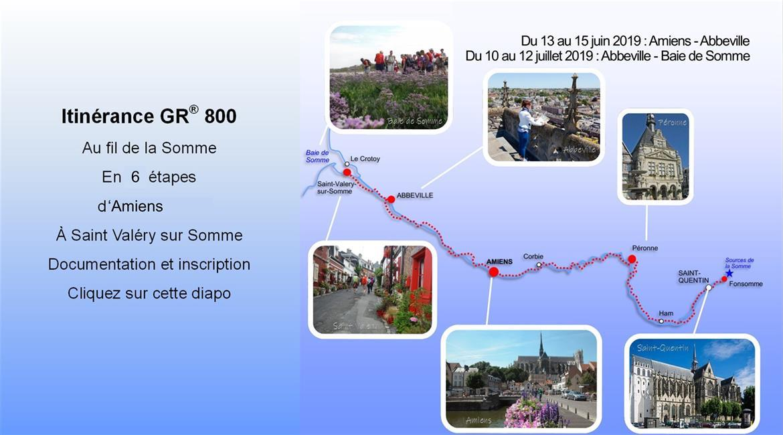 Itinérance GR® 800