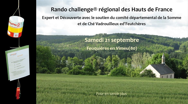 Rando Challenge régional