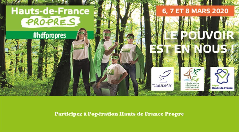 Hauts de France Propre