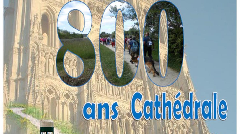 Convergence: GR800 Ans de la Cathédrale 17 Octobre 2021